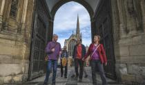 Paul Dickson Tours 'Rails, Trails & Sails'