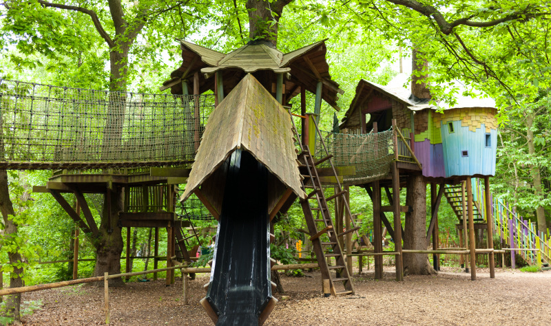 BeWILDerwood Norfolk Adventure Park