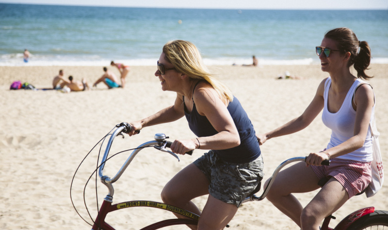 Sea to cycle – explore the coast on two wheels!