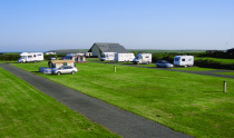 Tregurrian Camping and Caravanning Club Site