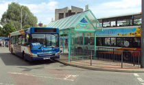 Grimsby Bus Station