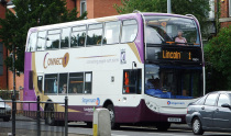 Louth Bus Station