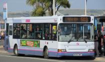 Weymouth Bus Station