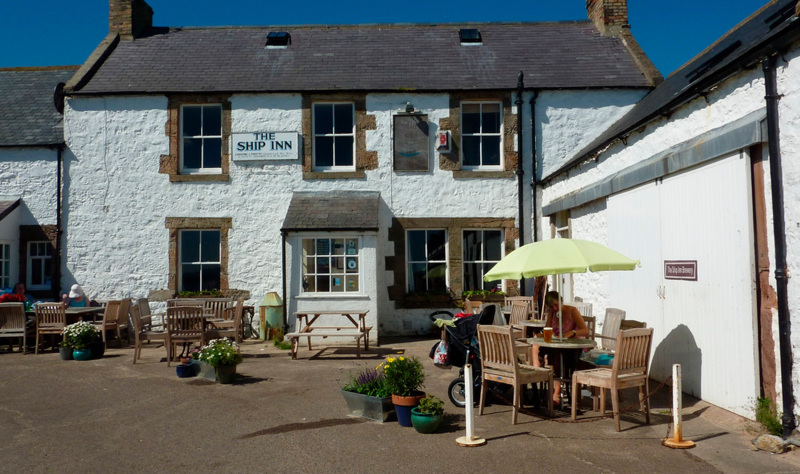 Perfect partners – coastal walks and cosy pubs