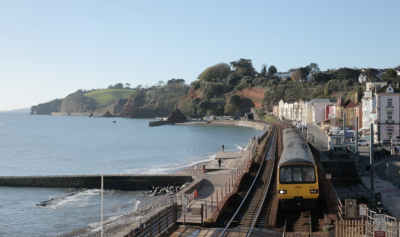 Holidays by rail and public transport
