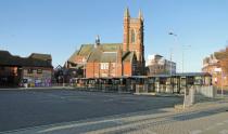 Lowestoft Bus Station