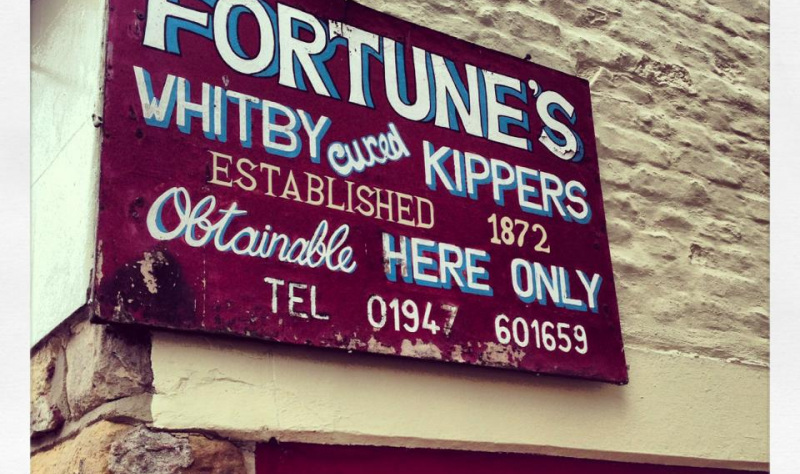 Fortunes Kippers, Whitby