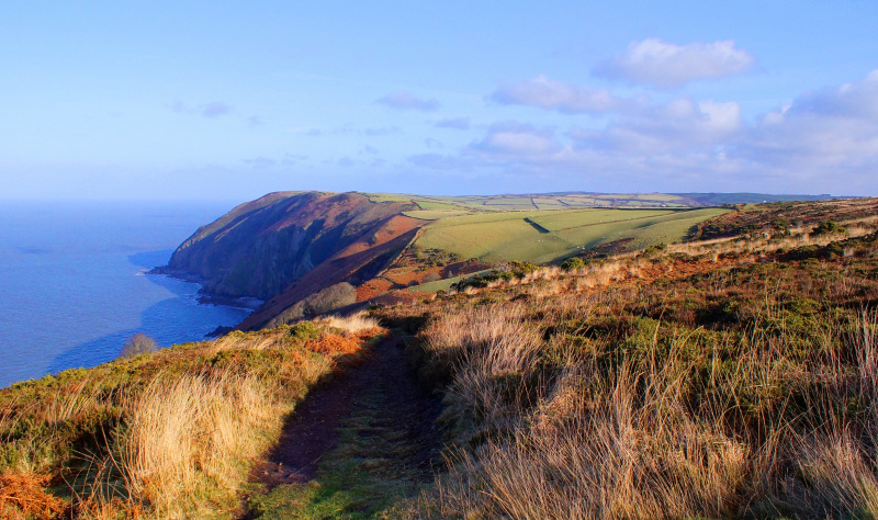 Find incredible coastal views and great places to eat on the North Devon coast