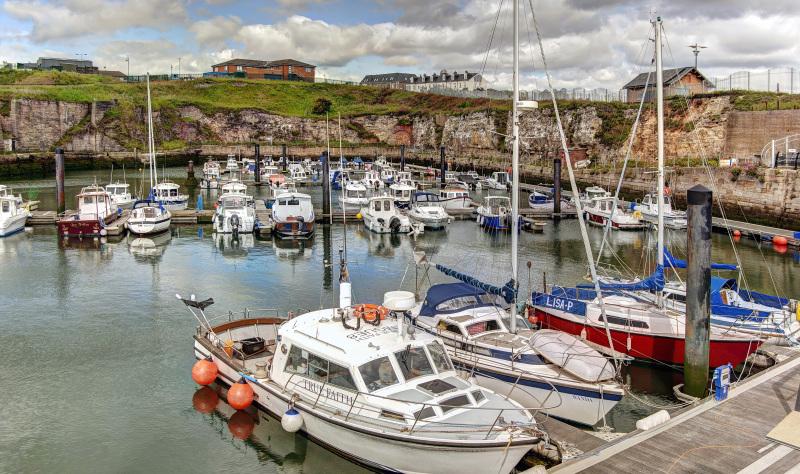Take your next coastal break on Durham's Heritage Coast