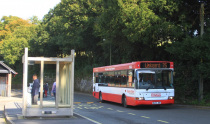 Bodmin Bus Station