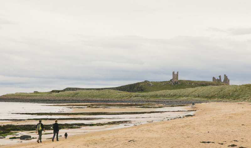 48 Hours on the Northumberland coast!