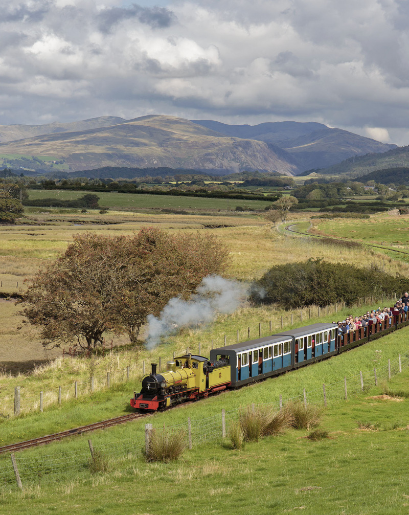 There's more to Cumbria than just the Lake District, head for the coast!