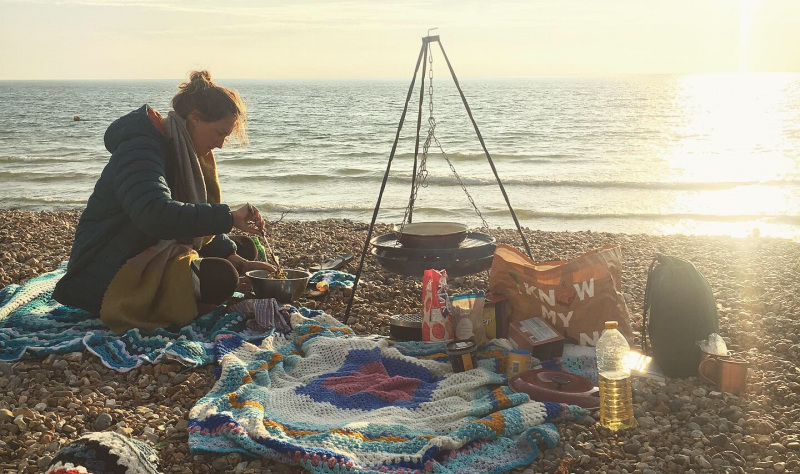Plan a peaceful eco staycation in West Sussex and the Isle of Wight
