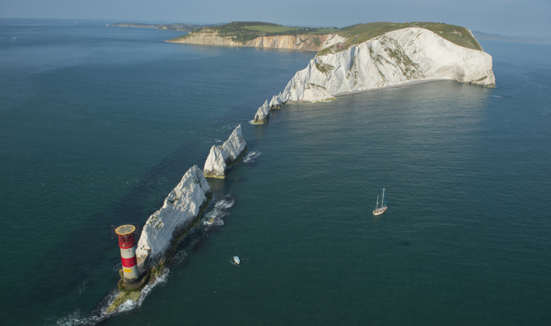 Visit a bygone era with landmark lighthouses on England's coast