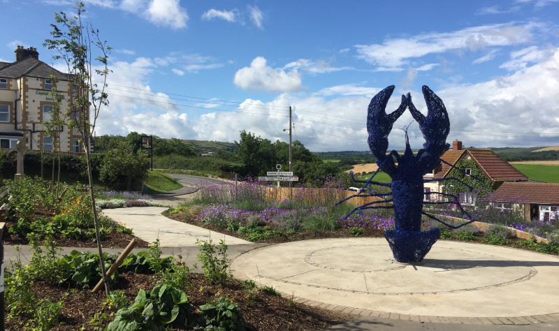 Art in Staithes and the North York Moors Coast