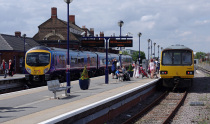 Cleethorpes Train Station