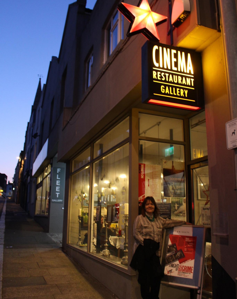 Kino-Teatr Cinema and Art Gallery