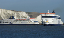 P&O Ferries Dover