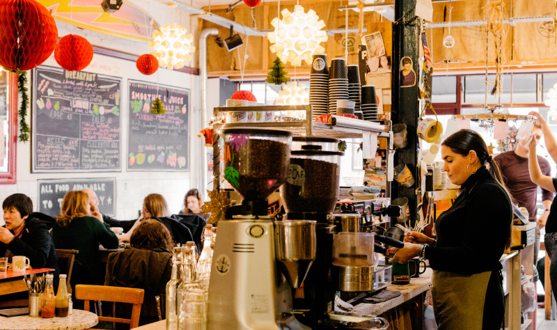 Boscanova Café