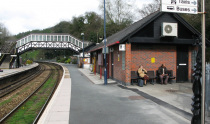 Bodmin Parkway Train Station