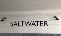 Saltwater Fish and Chips