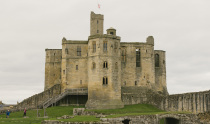 Warkworth Castle and Hermitage