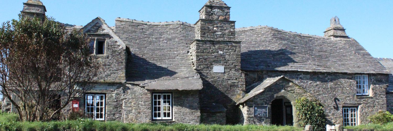 Awe Inspiring National Trust Tintagel Old Post Office Tintagel Cornwall Interior Design Ideas Pimpapslepicentreinfo