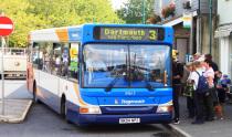 Dartmouth Bus Station