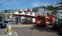 Brixham Bus Station