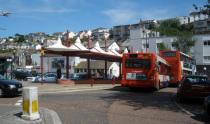 Brixham Bus Station