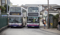 Newquay Bus Station