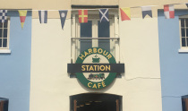 Harbour Station Cafe