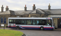 Harwich Bus Station