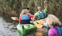 Norfolk Outdoor Adventures 'Broads by Kayak or Paddleboard'