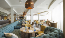 Salcombe Harbour Hotel & Spa Restaurant