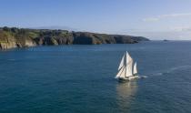 Sailing Barge 'Snark'