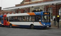 Worthing Bus Station