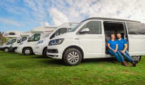 Capricorn Campers Motorhome  Hire