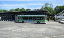 St Austell Bus Station