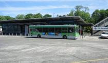 St Austell Bus Station