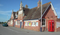 Wareham Train Station