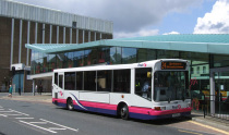 Southend Bus Station
