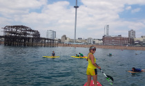 Moxie Unleashed SUP & Fitness