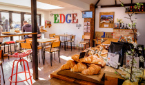 The EDGE Café @ Edgcumbes Coffee Roasters & Tea Merchants