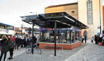 Colchester Bus Station
