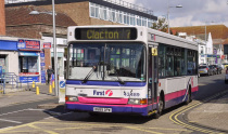 Clacton Bus Station