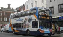 Bognor Regis Bus Station