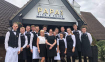 Papas Fish and Chips Bridlington