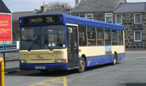 Helston Bus Station
