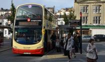 Brighton Bus Station